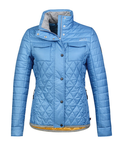 Cavallo SS16 Gabby Ladies Jacket in AzureBlue