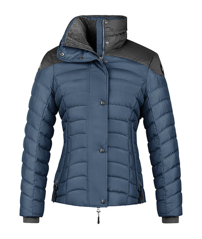 Cavallo Heather Down Jacket in Teal