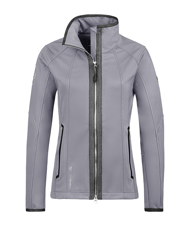 Cavallo SS17 Inka Softshell Technical Jacket - Silver