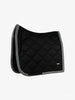 PS of Sweden AW20 Limited Edition Monogram Saddle Pad - BLACK - Divine Equestrian