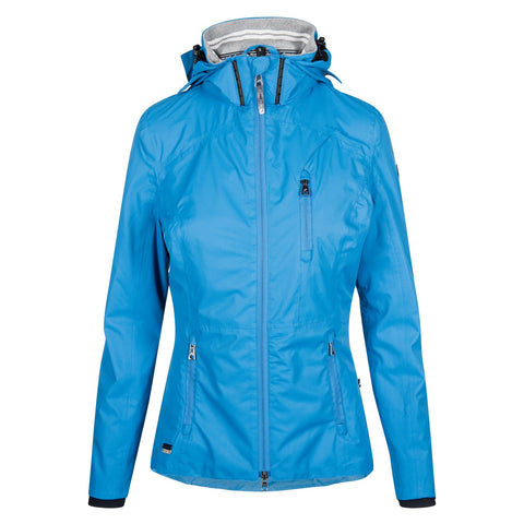 EURO-STAR NABILA LADIES JACKET WINDPROOF & WATERPROOF IN CAMPANULA