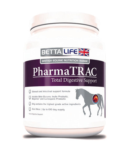 BETTAlife PharmaTRAC Total Digestive Support 1000g