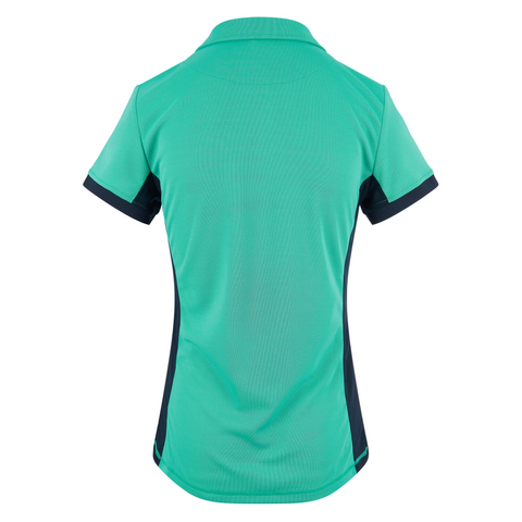 Imperial Riding SS19 Queen To Be Ladies Polo Shirt - Emerald Green