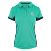 Imperial Riding SS19 Queen To Be Ladies Polo Shirt - Emerald Green - Divine Equestrian