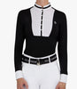PS Of Sweden Vendela Competition Shirt - Black / White - Divine Equestrian