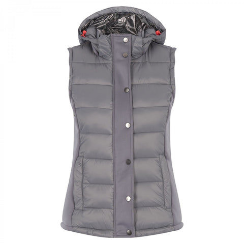 Imperial Riding Hottest Body Warmer - Anthra - Divine Equestrian