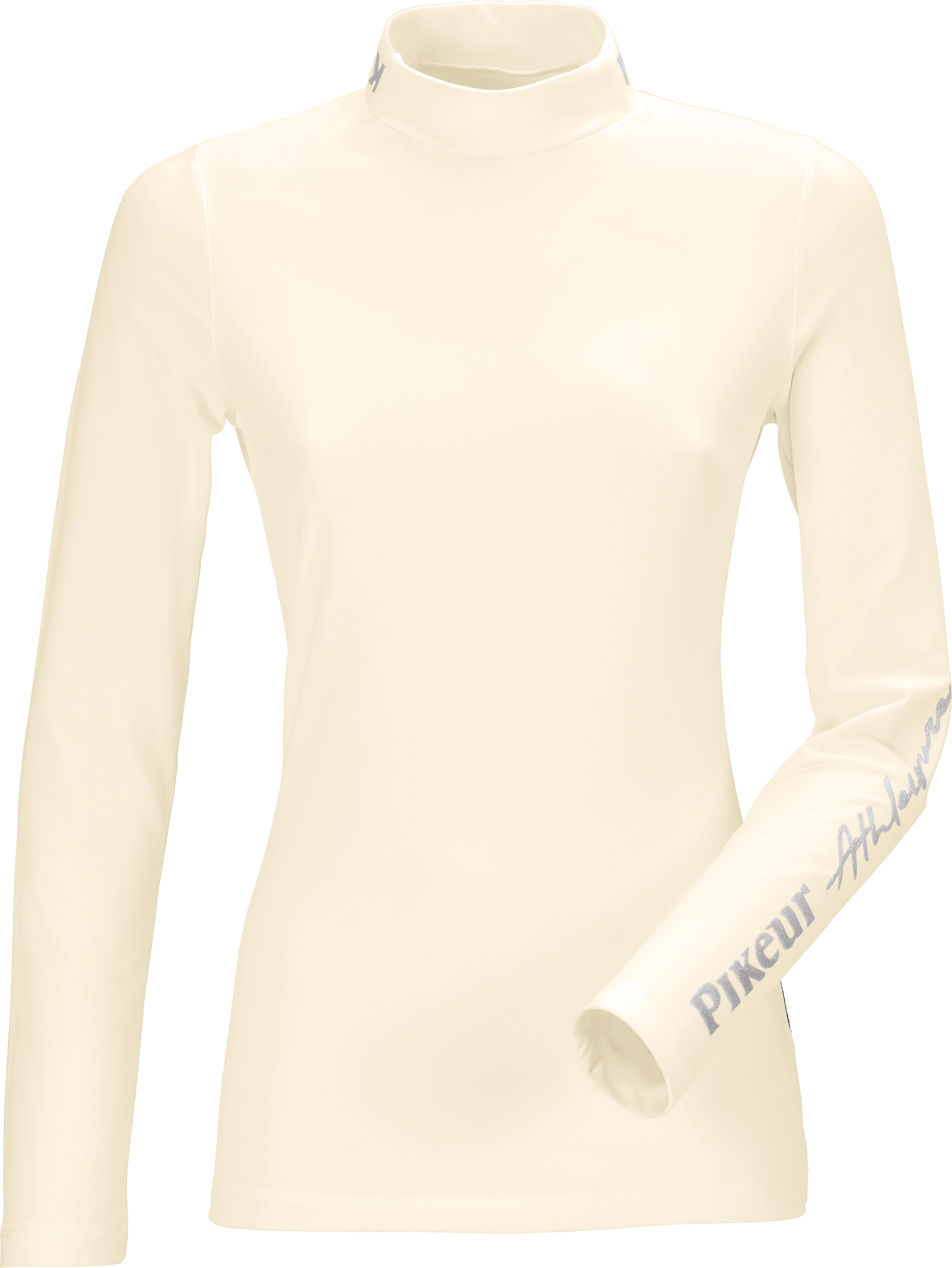 Pikeur Kleo Functional Long Sleeved Baselayer  - Ivory - Divine Equestrian