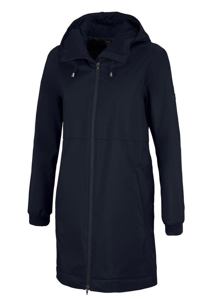 Pikeur SS21 ANINA Ladies Lightweight Waterproof Parka - NIGHT SKY - Divine Equestrian
