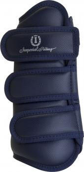 Imperial Riding Tendon Boots - Navy - Divine Equestrian