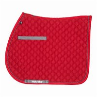 Euro-star AW17 Pure Saddle Pad - Beaujolais - Dressage Only