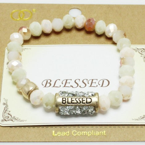 Blessed Bangle Jewelry