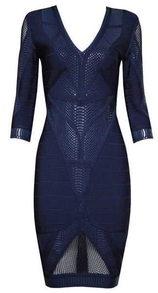Wyatt - Bleu Luxury - Dresses -  - 1