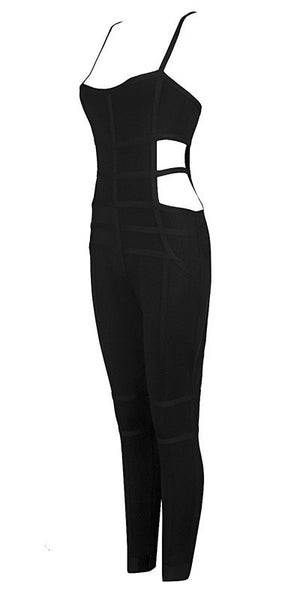 'Kennedy' Cut-Out Jumpsuit