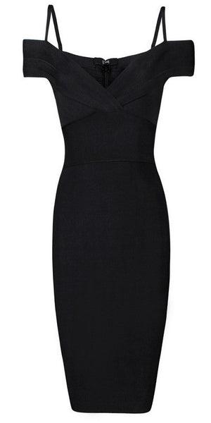 Nicolette - Bleu Luxury - Dresses - Extra Small / Black - 3