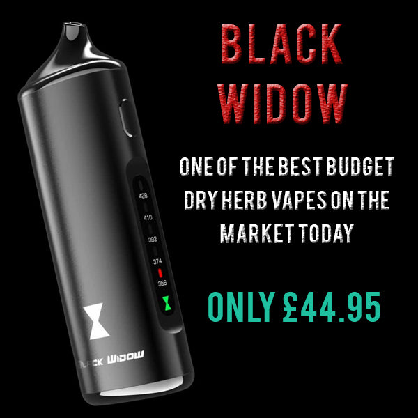 Black Widow Vaporizer UK