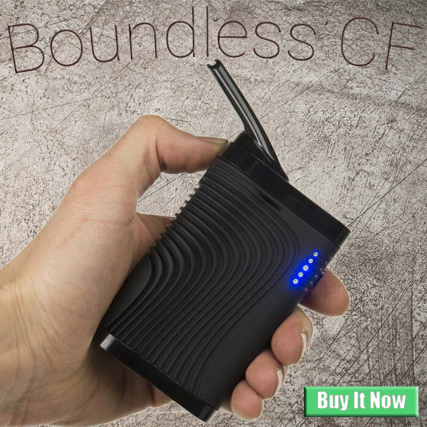 Boundless CF Vaporizer UK