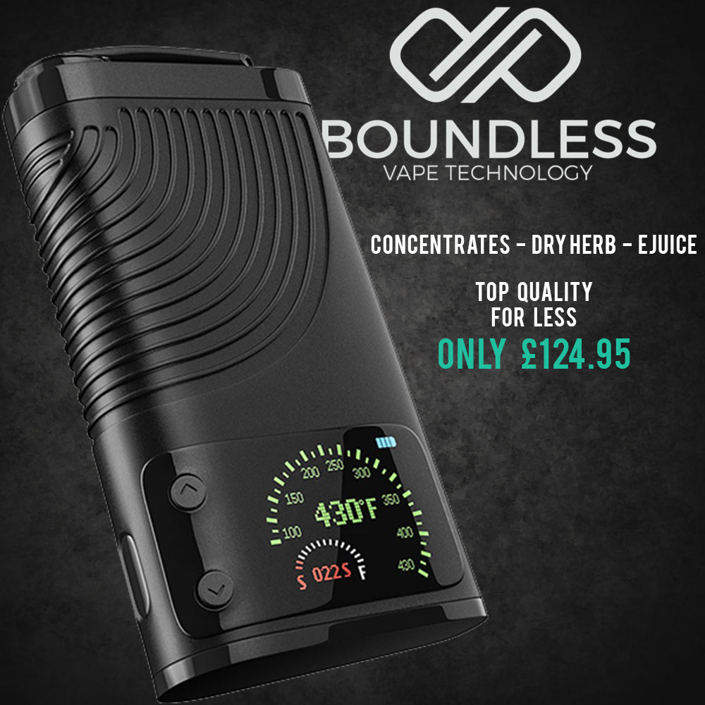 Boundless CFX Vaporizer UK
