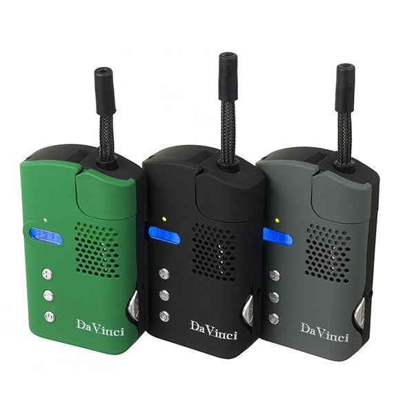 DaVinci Vaporizer - Vape Monster City