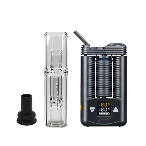 Mighty Vaporizer + Monster Kit (Small) - Vape Monster City