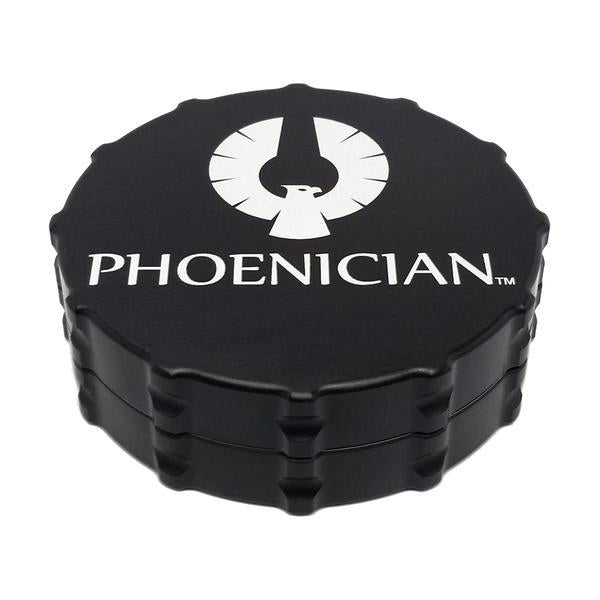 2 Piece Herb Grinder Sifter - Vape Monster City