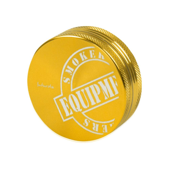 Futurola 2-part Grinder Gold Namaste UK