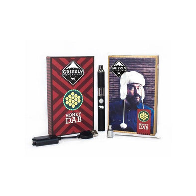 Grizzly honey dab pen UK