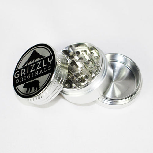 Grizzly Vaporizer Grinder
