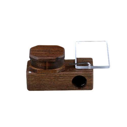 Magic Flight Launch Box Finishing Grinder - Vape Monster City