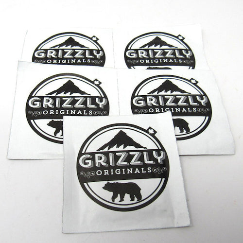 Grizzly Guru Cleaning Wipes - Vape Monster City