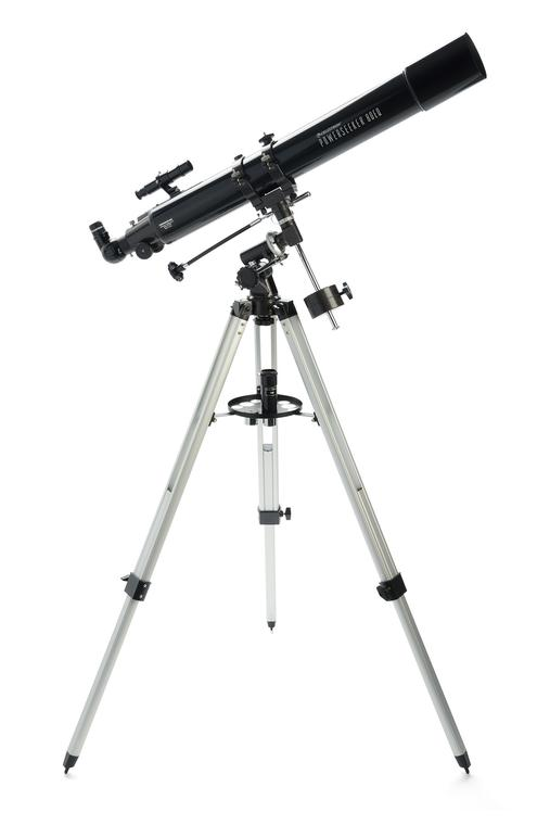 Celestron PowerSeeker 80EQ Telescope - Telescopes - Celestron - Helix Camera