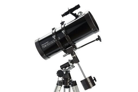 Celestron PowerSeeker 127EQ Telescope - Telescopes - Celestron - Helix Camera