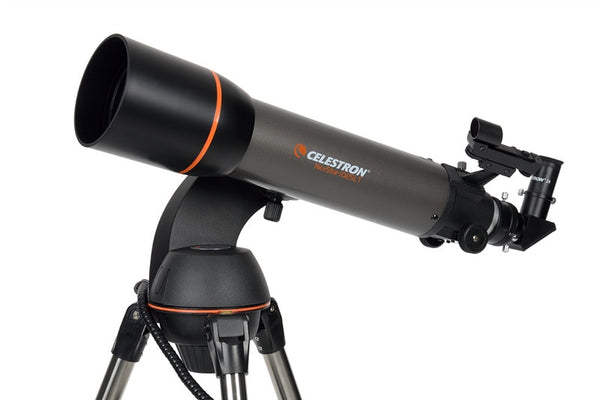 Celestron NexStar 102 SLT Computerized Telescope - Telescopes - Celestron - Helix Camera