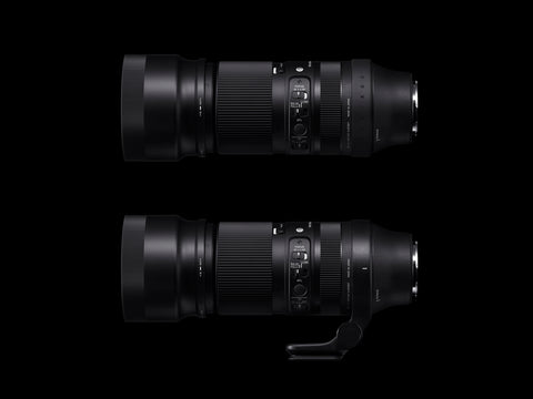 Sigma 100-400MM F5-6.3 DG DN OS Contemporary - L Mount