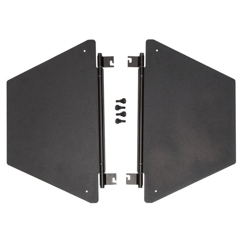 F&V BSS2 Barn Door Single-Leaf Sides Set for K4000 SE, Z400S Soft, and Z800S Soft
