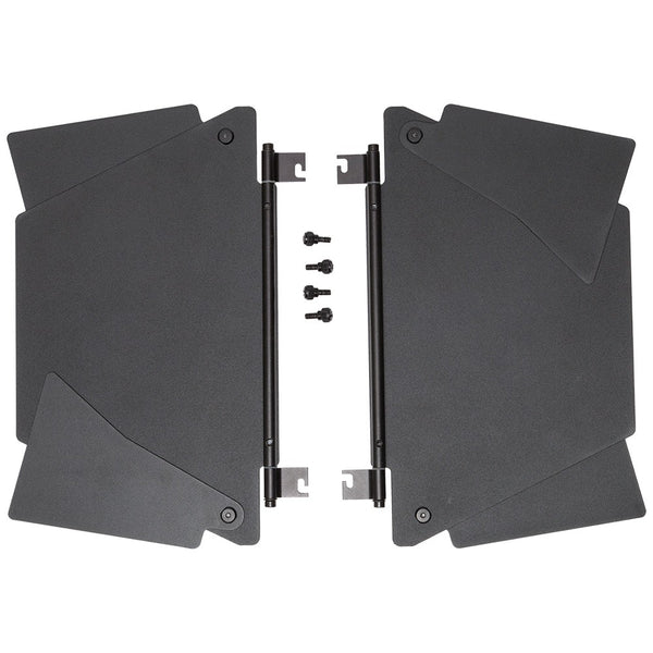 F&V BSS6 Barn Door Three-Leaf Sides Set for K4000 SE, Z400S Soft, and Z800S Soft