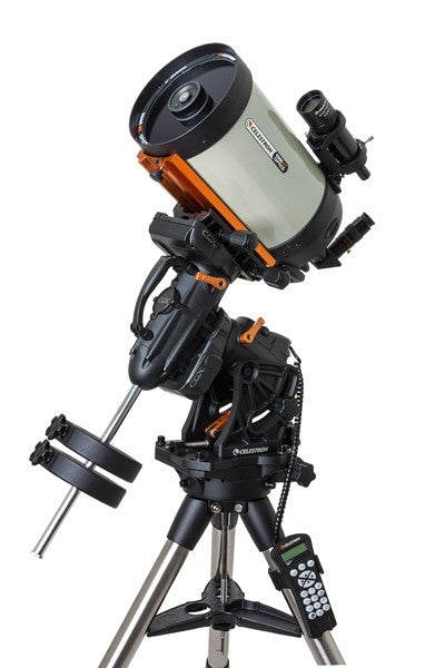 Celestron CGX EQUATORIAL 800 HD TELESCOPE - Telescopes - Celestron - Helix Camera