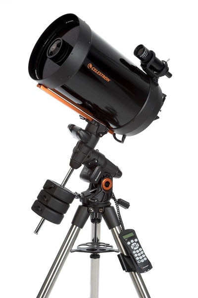 "Celestron Advanced VX 11"" Schmidt-Cassegrain Telescope - Telescopes - Celestron - Helix Camera"
