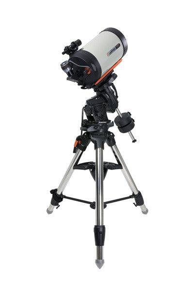 Celestron CGX-L EQUATORIAL 1100 HD TELESCOPE - Telescopes - Celestron - Helix Camera