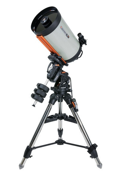 Celestron CGX-L EQUATORIAL 1400 HD TELESCOPE - Telescopes - Celestron - Helix Camera
