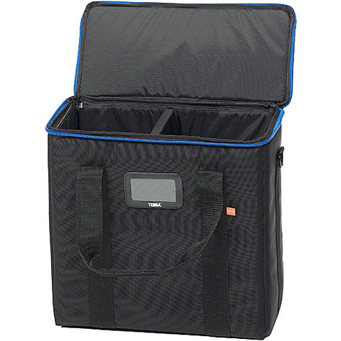 Tenba 634-402 CC17 Car Case (Black/Blue)
