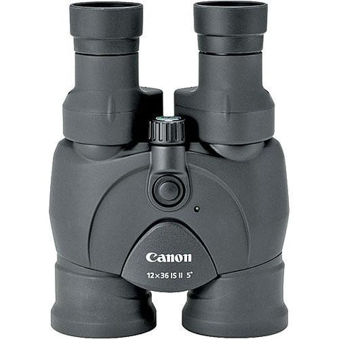 Canon 12x36 IS II Image Stabilized Binocular 9332A002