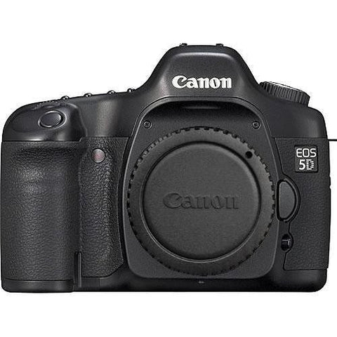 Used Canon EOS 5D Full-Frame DSLR Body