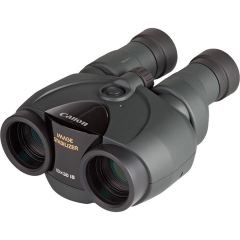 Canon 10x30 IS Image Stabilized Binocular 2897A002 - Sport Optics - Canon - Helix Camera