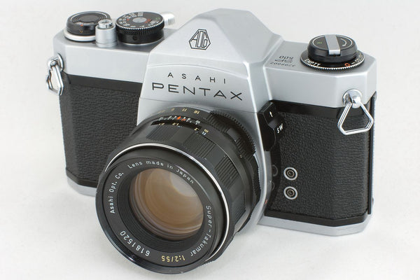Used Asahi Pentax SP 500 35mm SLR Body Only