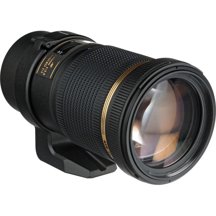 Tamron Canon SP 180mm F/3.5 Di LD (IF) 1:1 Macro w/ hood and case AFB01C700 - Photo-Video - Tamron - Helix Camera