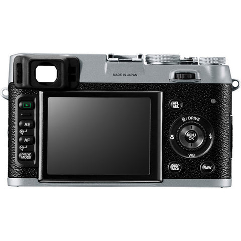 Used Fujifilm X100 Digital Camera - Silver