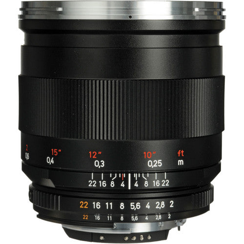 Zeiss Distagon T* 2/25 ZF.2 Lens for Nikon Mount