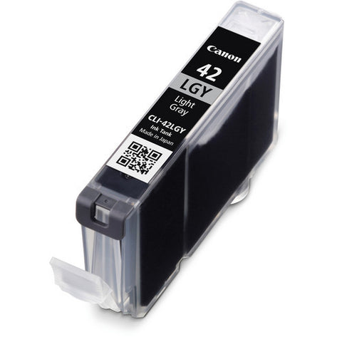 Canon CLI-42 LIGHT GRAY Ink Cartridge (6391B002) - Print-Scan-Present - Canon - Helix Camera