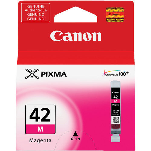 Canon CLI-42 MAGENTA Ink Cartridge (6386B002) - Print-Scan-Present - Canon - Helix Camera