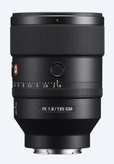Sony FE 135mm F1.8 GM E-Mount Lens